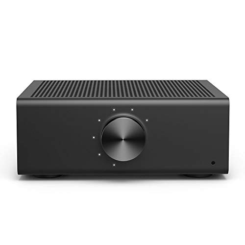 Echo Link Amp – Streamen und verstärken Sie Hi-Fi-Musik auf Ihren Lautsprechern (für Sprachsteuerung über Alexa ist ein kompatibles Echo-Gerät erforderlich)