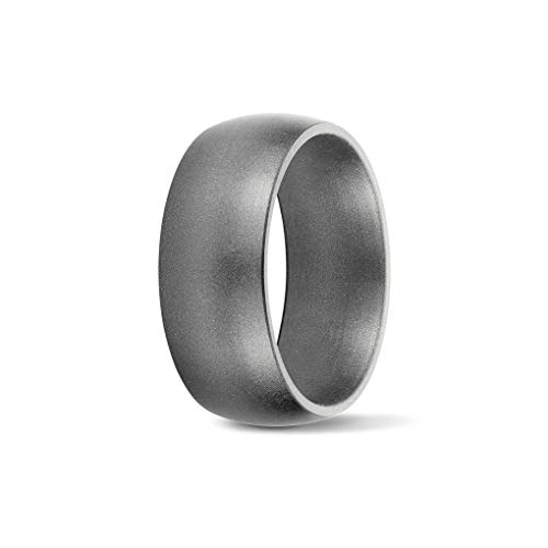 Silicone Wedding Rings by SafeRingz Titan