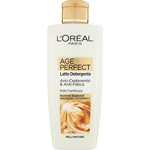 L'Oréal Paris Latte Detergente Age Perfect Golden...