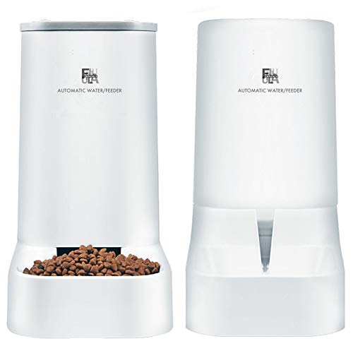 FUNLULA Pet Food Feeder