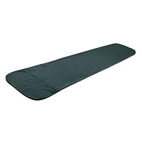 McKINLEY Unisex– Erwachsene Inlet Silk Mummy Schlafsack, Grey, OneSize