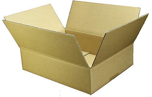 愛パックダンボール ダンボール箱 60サイズ 100枚 段ボール 日本製 無地 薄型素材 60S02100