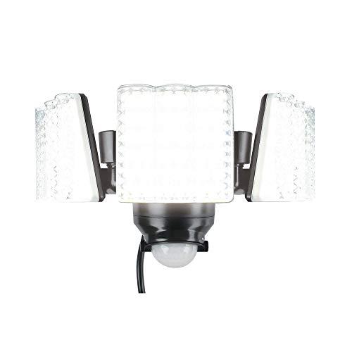 大進(ダイシン) 大進(DAISIN) LED センサーライト 3灯式 DLA−7T300 DLA-7T300 本体: 奥行24cm 本体: 高さ13.5cm 本体: 幅16cm