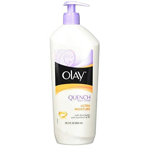 OLAY Quench Ultra Moisture Body Lotion 20.2 oz (Pack of 5)