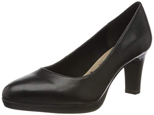 Tamaris Damen 1-1-22410-24 Pumps, Schwarz (Black 1), 39 EU