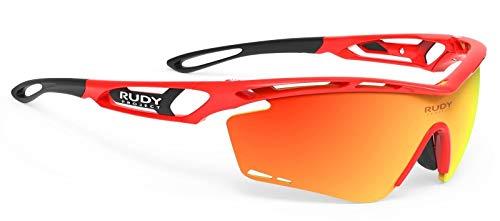 Rudy Project Tralyx 2020 - Gafas de ciclismo, color rojo