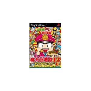 """桃太郎電鉄12 西日本編もありまっせー! (Playstation2)"""""""