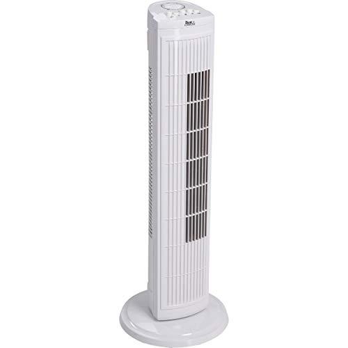 SIM SUPPLY Best Comfort 30 in. 3-Speed White Tower Fan - 1 Each