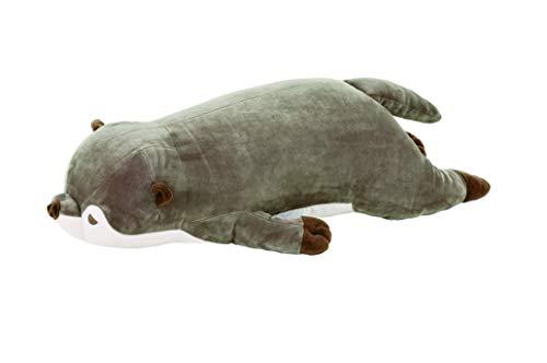 リブハート(Livheart) 抱き枕 くるり Lサイズ プレミアムねむねむアニマルズ 58208-33