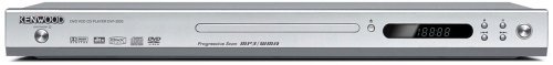 Why Choose Kenwood DVF-3250-S DVD Player with MP3/WMA/DIVX/and JPEG
