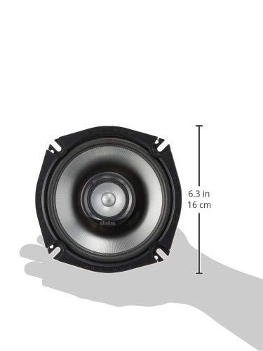 Clarion(クラリオン)『17cmセパレート3WAYスピーカーシステム(SRT1733S)』
