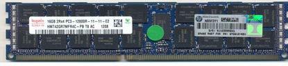 HPE Ersatzteil 16GB Dual Rank PC3 12800R 11 ProLiant DL380p Gen8 Option 672631 B21 S