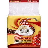 キーコーヒー DB GT甘い香りのモカブレンド 18パック 24袋(1ケース)