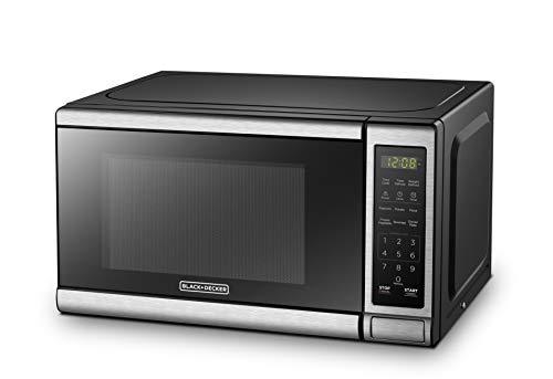 Best Microwave Under 100 - BLACK+DECKER EM720CB7 Digital Microwave Oven