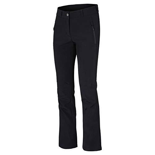 Ziener Damen TASCHI Pants ski Skihose, Black, 42
