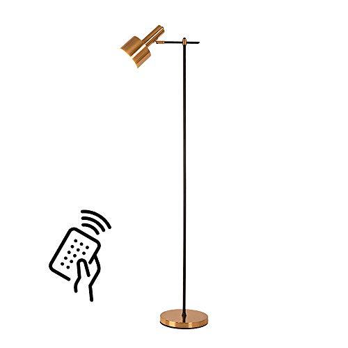Lámpara de intensidad regulable, 7W LED de luz del piso con control...