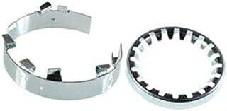 GM Spare Tire Lock Cylinder Housing Retainer & Lock Ring Kit