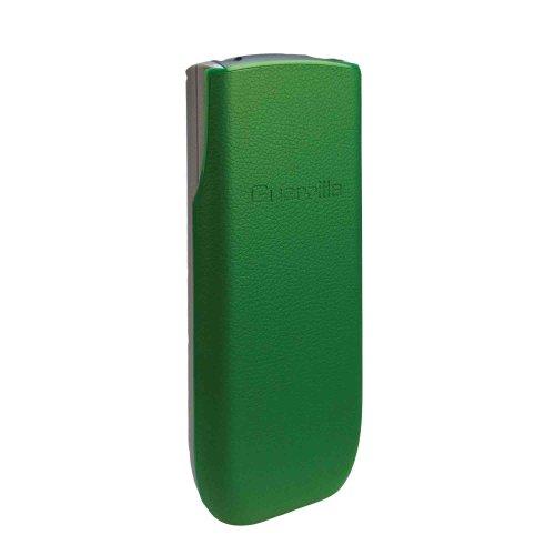 Guerrilla Leather Hard Slide Case-Cover for TI-84 Plus, TI 84-Plus C Silver Edition, TI-89 Titanium Graphing Calculator, Green Photo #2