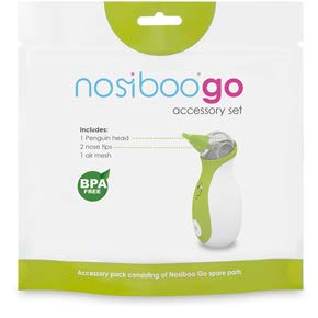 Nosiboo Go Accessory Set