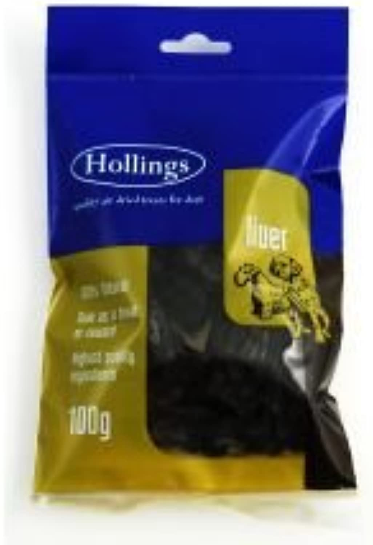 HOLLINGS Hollings Air Dried Liver Pre Pack 100g pack of 1