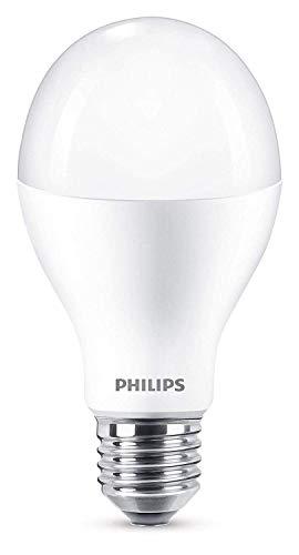 Philips LED-Leuchtmittel, Synthetisch, weiß, 2er-Pack, E27