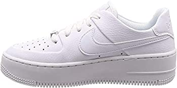 Nike Air Force 1 Sage Low Women s Shoes White/White ar5339-100  8 B M  US