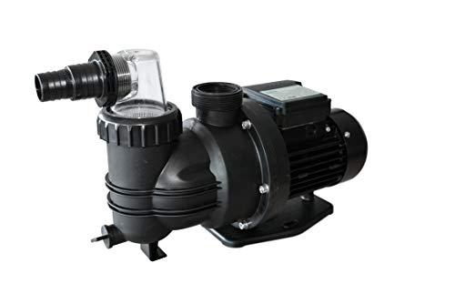 AquaForte Schwimmbadpumpe SP-550A, 550 W, 9,5 m³/h