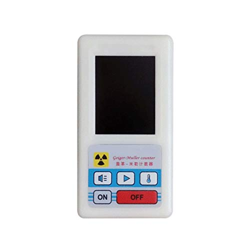 Tree-on-Life Contador Detector de radiación Nuclear Rayos Gamma Dosímetros de Rayos X Medidor de mármol Pantalla Pantalla Dosímetro de radiación Contadores Geiger