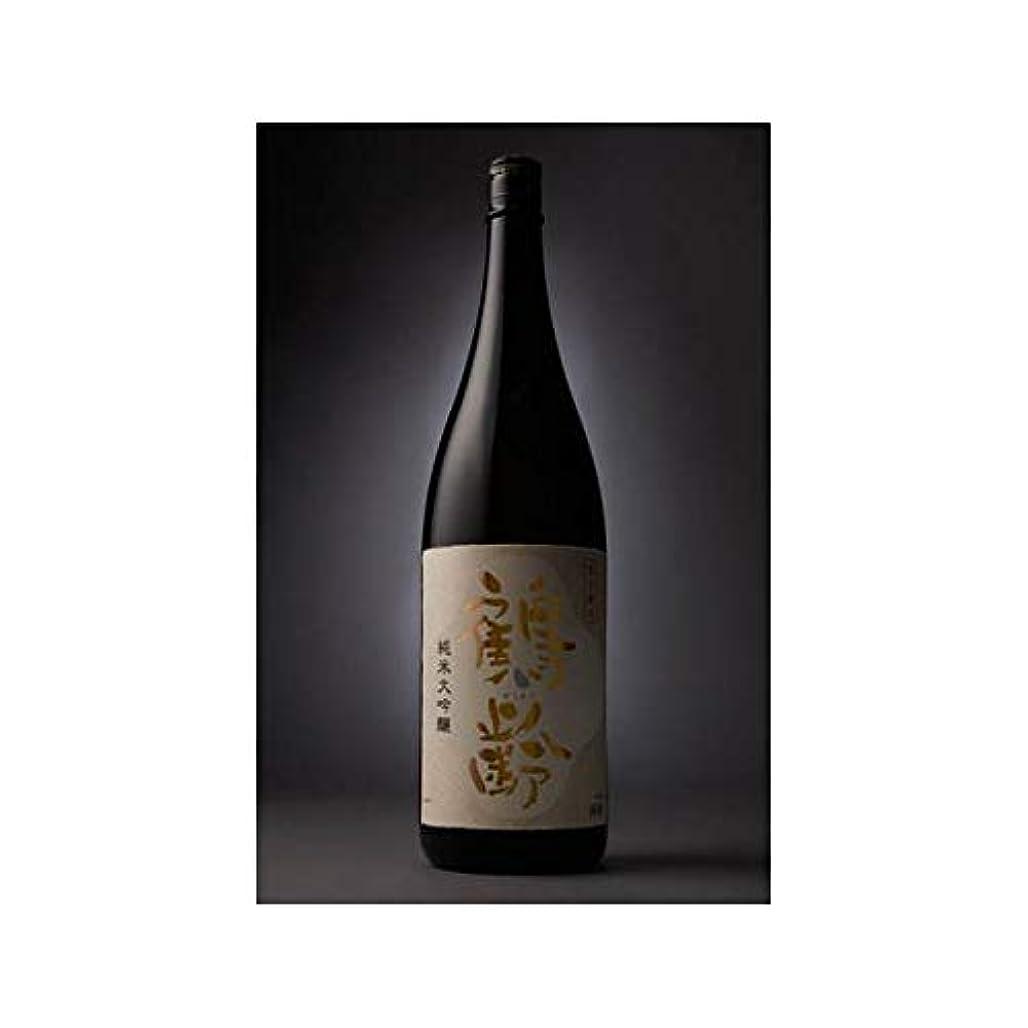 タック便利さ雇った新潟の日本酒 青木酒造 鶴齢 純米大吟醸 1.8L