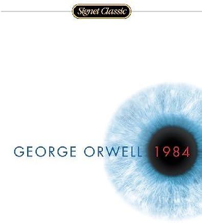 1984 (Turtleback School & Library Binding Edition) (Signet Classics) by George Orwell (2003-08-01)