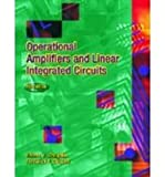 Operational Amplifiers and Linear Integrated Circuits: International Edition