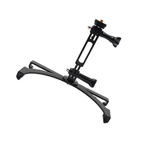 sharprepublic per DJI Phantom 3 & Gopro Fotocamera / Supporto per Staffa per Montaggio A LED Parti del Drone
