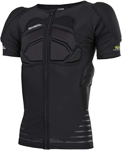 O\'NEAL STV Short Sleeve Protector Shirt Protektorenshirt schwarz 2020 Oneal: Größe: S
