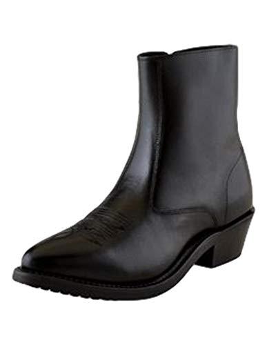 Old West Boots Nashville Black 9 D (M)