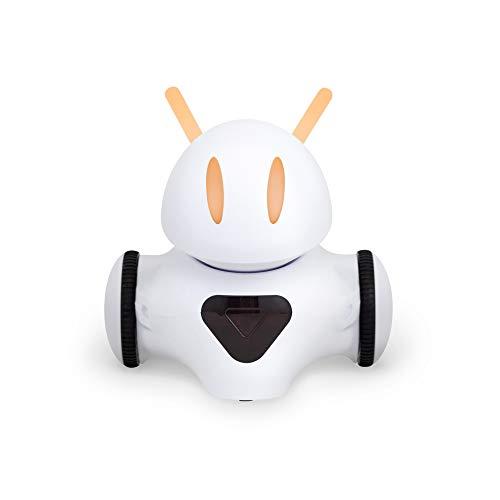Photon PH-01 Robot Home Edition Programmieren Interaktives Lernspielzeug STEAM Entwickelt Sich mit Ihrem Kind, Weiß