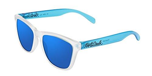 NORTHWEEK Regular Gafas de sol, Smoky White, 45 Unisex