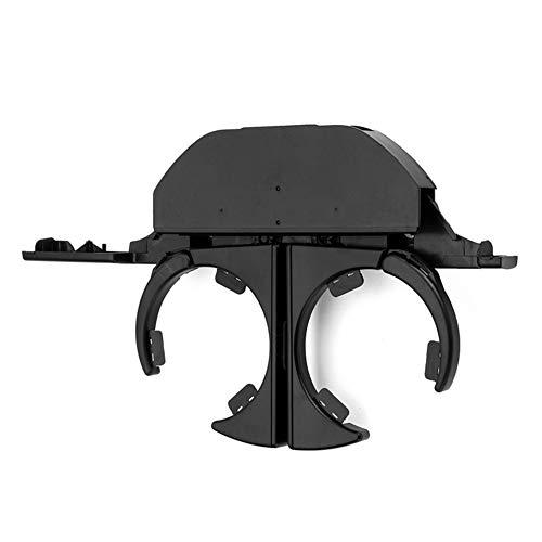 MoreChioce 51168190205 - Soporte de vaso retráctil para consola de coche, delantero izquierdo, compatible con 525i 2001-2003 530i 2001-2003 M5 2000-2006 540i 1995-2003