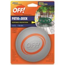 Off! Mosquito Coil Mosquitoes
