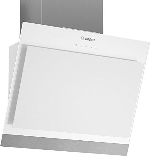 Bosch DWK06G620 Serie 6 Wandhaube / 59,8 cm / Hohe Lüfterleistung / weiss