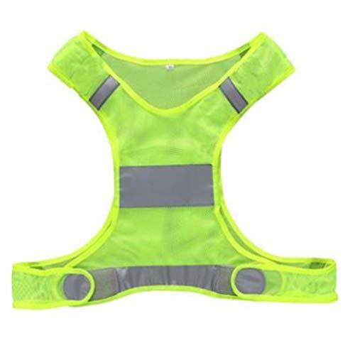 TLMY Kinder Outdoor Sport Nacht Reizen Mesh Doek Vest Veiligheid Vest Reflecterende Vest Reflecterende vesten