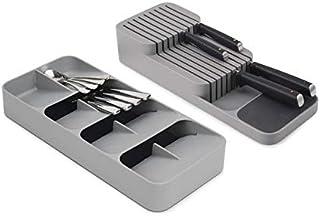 Joseph Joseph DrawerStore Range-tiroir de cuisine avec plateau pour couverts (grands couverts et couteaux)
