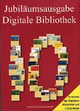 Die Digitale Jubiläumsbibliothek 1.0: 30 Bände der Digitalen Bibliothek auf 1 DVD-ROM