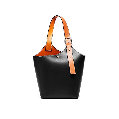 Multifunctionele tas voor dames met brede band, schoudertas van leer, grote grootte, kerstcadeaus