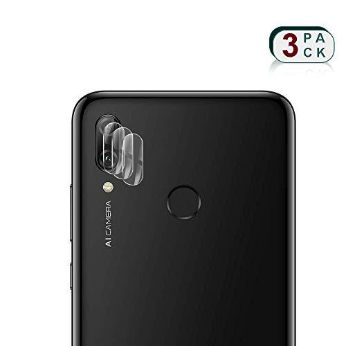 3x Pieza Protector de Lente Cámara para Huawei P Smart 2019 Cámara...