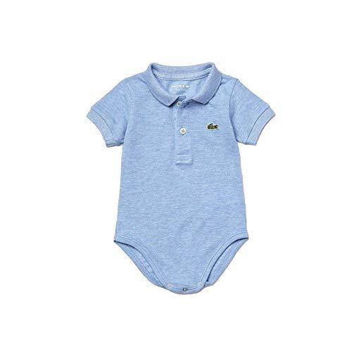 Lacoste 4J6963 Body, Nuage Chine, 12 mois para Bebés