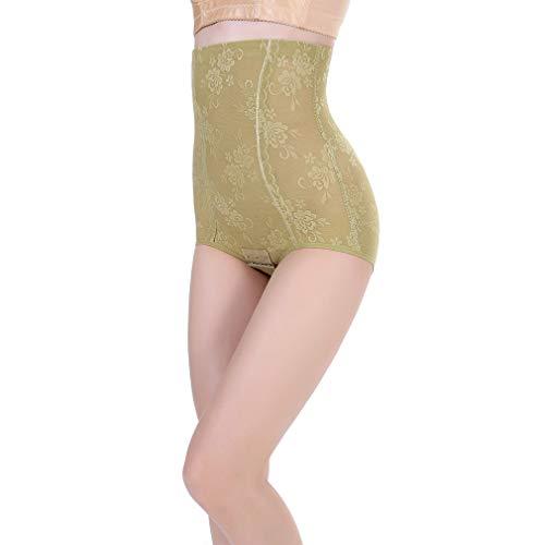 Jixin4you Culotte Push Up Fesse Récupération Abdominale Vert 57-67cm