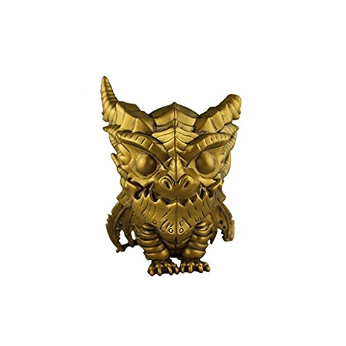 Funko Pop Games : Wow - Golden Deathwing (Exclusive) 3.75inch Vinyl Gift for Games Fans SuperCollection