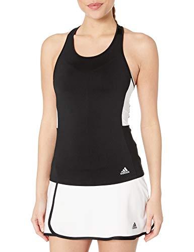 adidas Damen Running M10Shorts 10,2cm Hosenlänge, Damen, schwarz/weiß, Medium