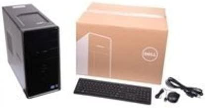 Dell Inspiron 660 Desktop Computer - Intel Core i3 i3-3240 3.40 GHz - Mini-tower - Black