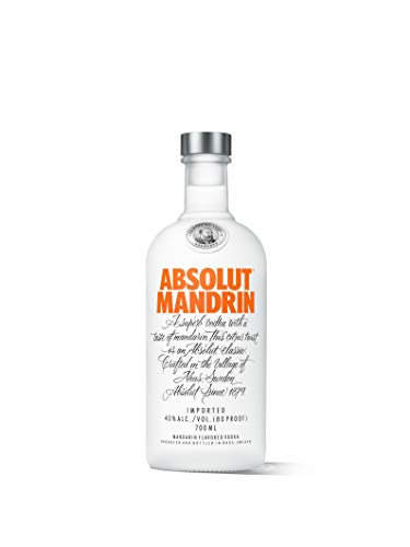 Absolut Mandrin Vodka - 700 ml